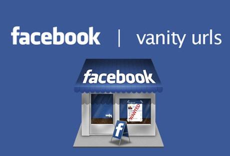 Impostare url su Facebook