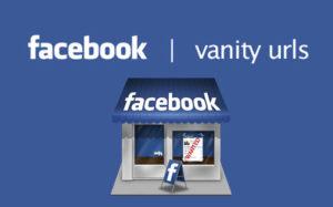 Vanity-Url-facebook