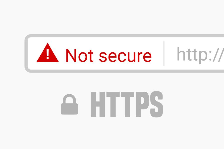 HTTP e HTTPS: cosa accade con Chrome?